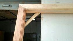 Wooden Frames - Sal Wood Door Frame Manufacturer from Bilaspur