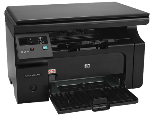 HP M1136 LASERJET PRINTER WINDOWS 7 DRIVER