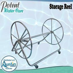 swimming pool racing lane storage reel