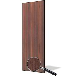 Standard Plastic Plain Teak Wood Bathroom Door, Size/Dimension: Upto 90 X 36 Inch