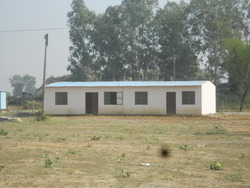 Prefab Medical Centre