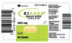 Ziagen Abacavir Medicine