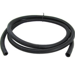 Flexible corrugated pipes