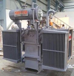 11, 33 Kv .433v Energy Efficient Distribution Transformers, For Industrial