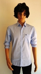 Linen Full Men Shirt