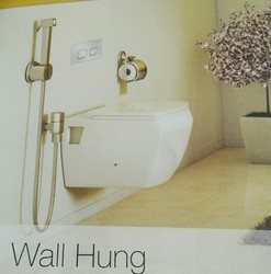Parryware (roca bathroom product) spane Parryware Wall Mounted Seat