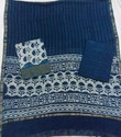 Fashionable Chanderi Suit