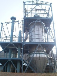 Spray Drying Detergent Plant