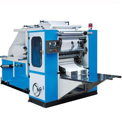 Paper Napkin Making Machine At Rs 550000 Piece Paper