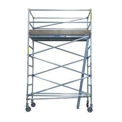 Single Width Scaffold with Stair