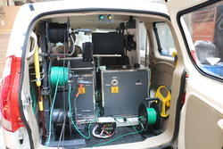 Van Mounted Cable Fault Locator