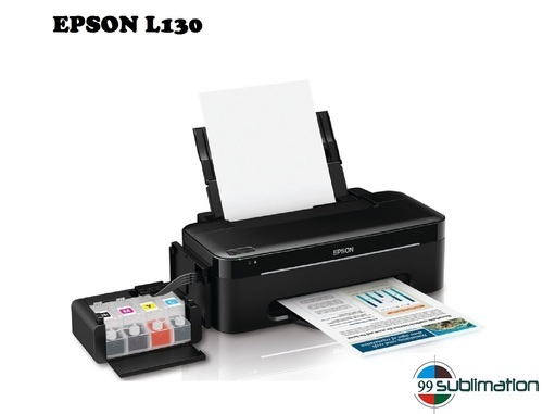 Epson L130 Inkjet Printer For Cotton T Shirt Printing