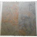 Multicolor Pink Slate Stone Veneer Sheets