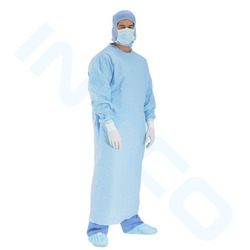 Disposable DSI Surgeon Gown
