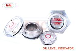 Air Compressor Oil Level Indicator