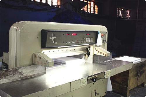 Paper Cutting Machines Maintenance Service