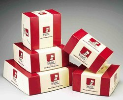Multi Colour Duplex Boxes For Bakery Usage, Material Grade - 230 GSM - 400 GSM