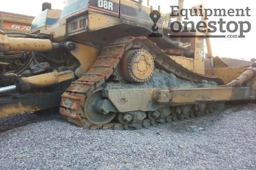 Caterpillar Dozer D8R - View Specifications & Details of Cat