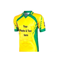 Polyester Sports T Shirt Printing Service