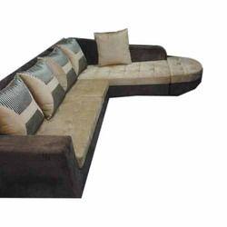 Designer L Shaped Corner Sofa Set