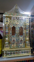 Pooja Handcrafted Temples