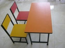 Wooden Kids Table Chair