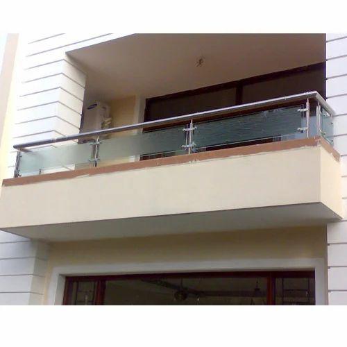 Balcony Railings Designer Stainless Steel Balcony Railing