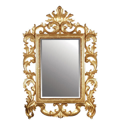 Wall Mirror with Frame at Rs 700 /piece | Wall Mirror | ID ...