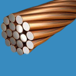 Stranded Braided Copper Conductor