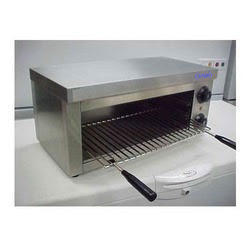 Stainless Steel Toaster Salamander Grill
