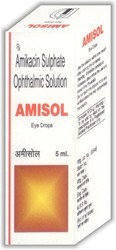 Amikacin Sulphate Ophthalmic Solution