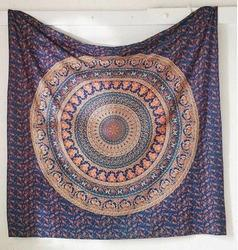 Mandala Tapestry Wall Hanging Design