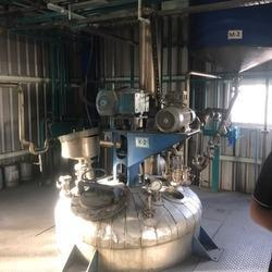 Pesticide Making Machine