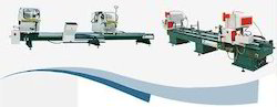 ZOREN HOPS 3 Phase UPVC Window Making Machine, Production Capacity: 50