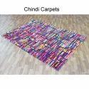 Handwoven Chindi Carpets