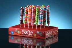 Zubi Candy Lollipop