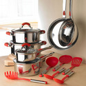 Stainless Steel Utensils & Cookware