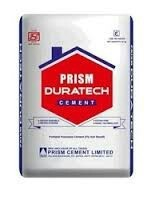 Prism PPC Duratech Cement PPC, Packing Size: 50 Kg, Grade: Prism Cement
