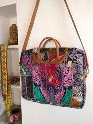 Multicolor Banjara Vintage Laptop Bags Handmade Bohemian