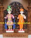 Lord Swaminarayan Marble Statue Murti