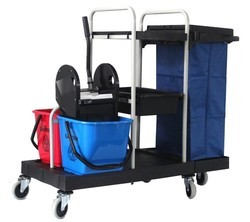 Janitor Cart Trolley