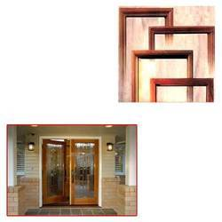 Wooden Door Frames for Home