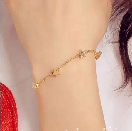 2dd033f2a6b87 Girl Fancy Bracelet
