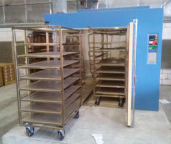 Trolley Type Oven