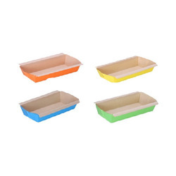 Fluorescent Packaging Tray