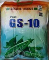 Green Peas Seed Golden Seed Gs 10, Meter Seed, For Agricultura Use Only, Pack Size: 5kg