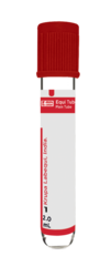 Plain Non Vacuum Blood Collection Tube