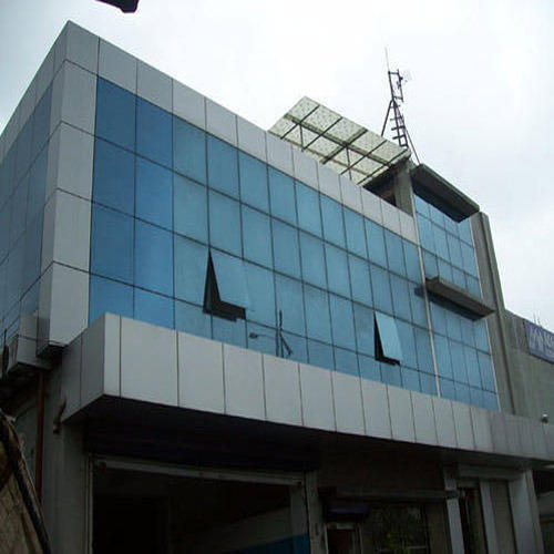 Best Exterior Design App: ACP Cladding Service In Chennai, Egmore By Builtrite