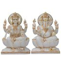 Laxmi And Ganesha Statue