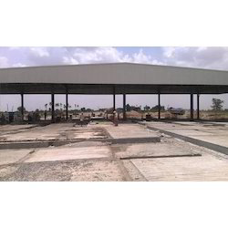 Toll Plaza Canopy